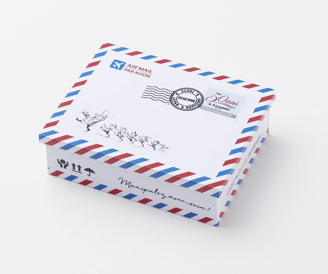 【50周年記念】50周年記念ロゴ オリジナル缶入ギフトセット