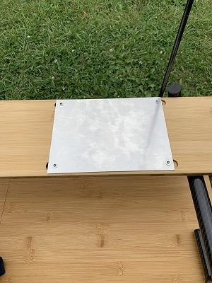 LEKKER COOKPIT カーボンレッグテーブル