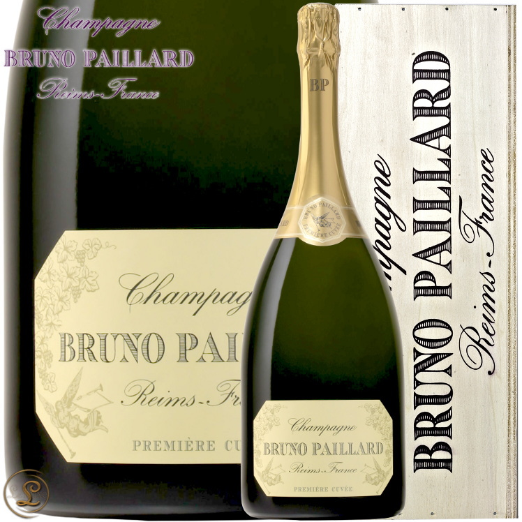 NV ブルーノ パイヤール エクストラ ブリュット プルミエール キュヴェ ジェロボアム 正規品 白 泡 3000ml Bruno Paillard Extra Brut Premiere Cuvee NV Jeroboam