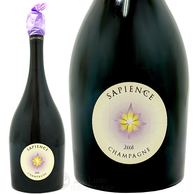 2008 マルゲ キュヴェ サピエンス 箱入り 泡 シャンパン 辛口 白 750ml サピアンス Marguet Cuvee Sapience