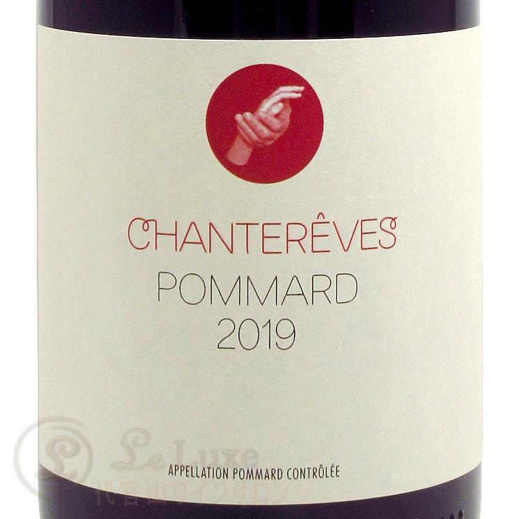 2019 ポマール シャントレーヴ 正規品 赤ワイン 辛口 750ml Chantereves Pommard