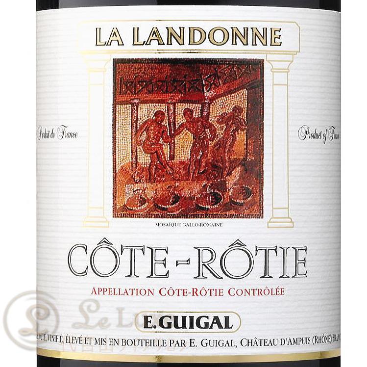 2015 コート ロティ ラ ランドンヌ ギガル 正規品 赤ワイン 辛口 フルボディ 750ml E.Guigal Cote Rotie La Landonne