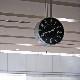 eki clock / ホワイト (TIL16-01 WH)