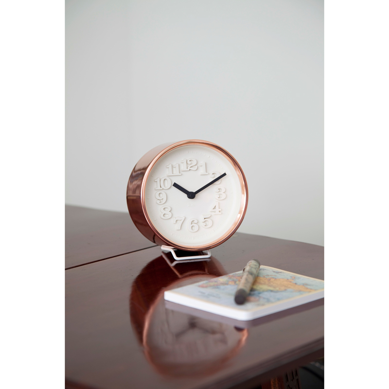 小さな時計 / 銅 (WR11-05)
