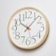 AY clock RC[電波時計]/ ホワイト (AY14-10 WH)
