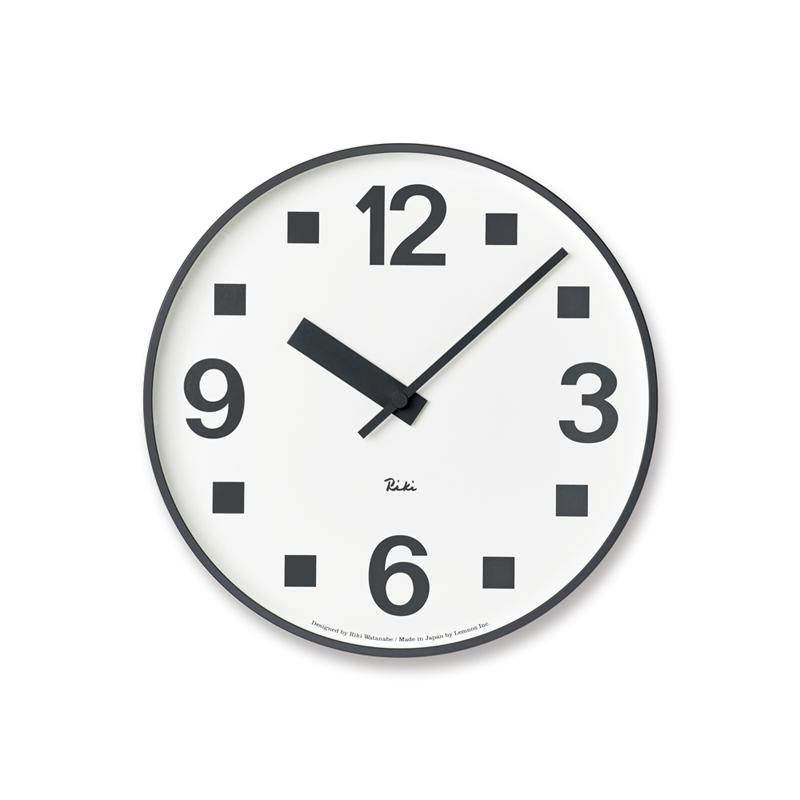 RIKI PUBLIC CLOCK /(WR17-07)