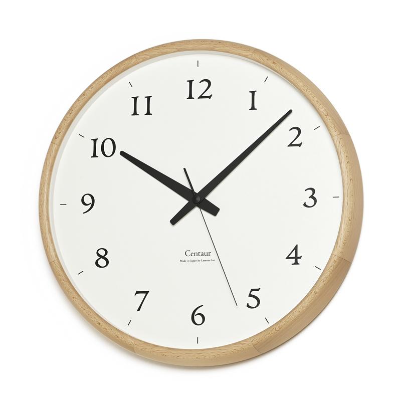 Centaur Clock / ナチュラル(PC21-05 NT)
