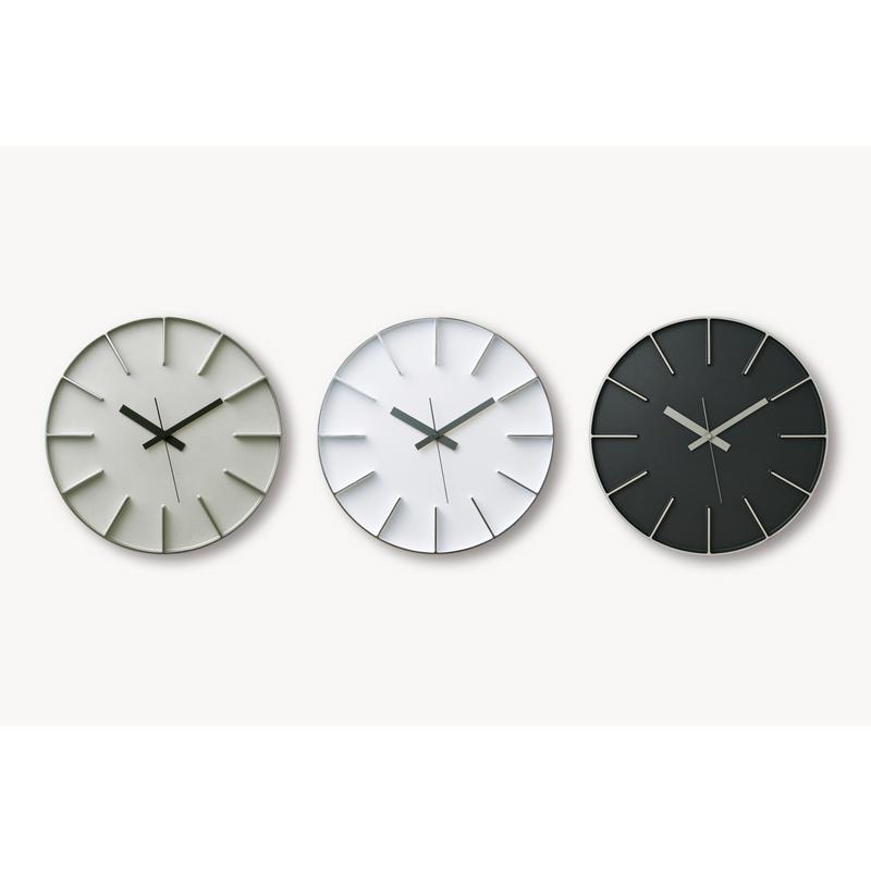 Edge Clock / ブラック (AZ-0115 BK)