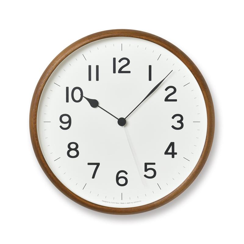 ROOT[電波時計]/ ブラウン (NY18-06 BW)