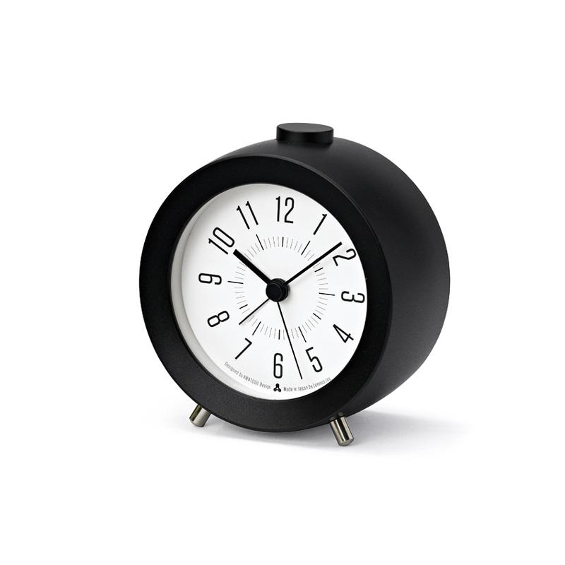 JIJI alarm[アラーム]/  ブラック (AWA13-04 BK)