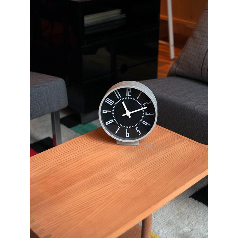 eki clock s / グレー (TIL19-08 GY)