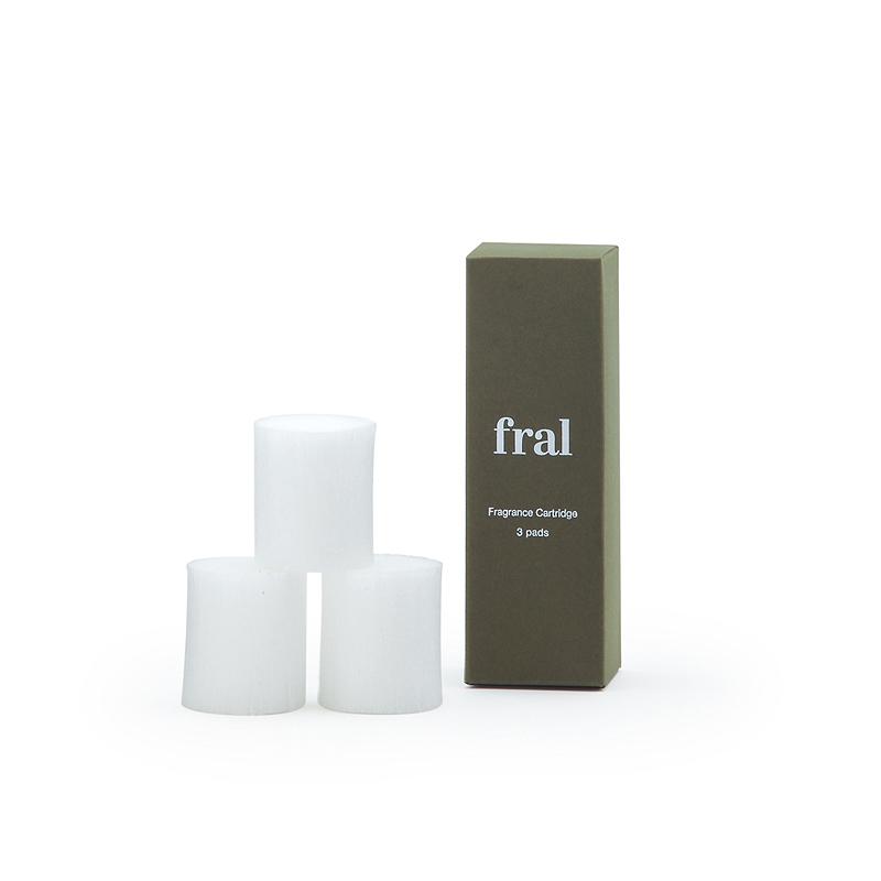 fral カートリッジ / 取替用3本セット(FF19E-02)