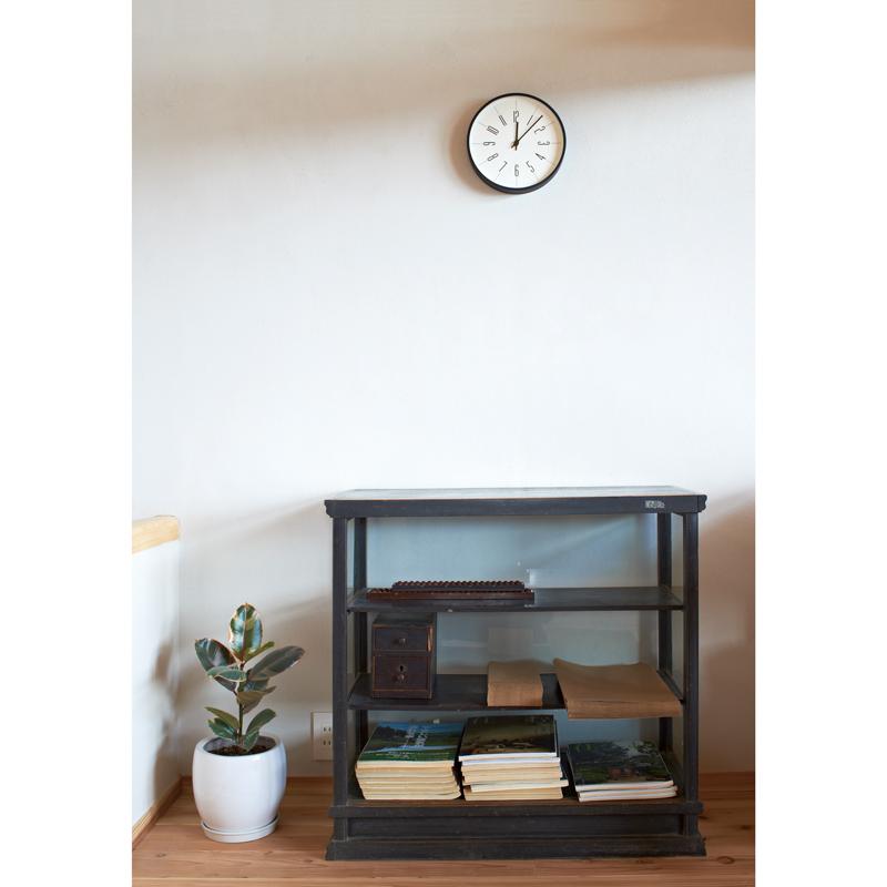時計台の時計[電波時計]/ line (KK17-13 C)