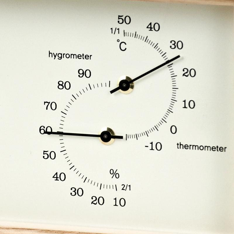 FRAME[温湿度計付]/ ブラウン (LC13-14 BW)