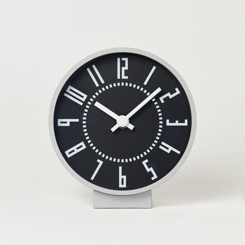 eki clock s / ブラック (TIL19-08 BK)
