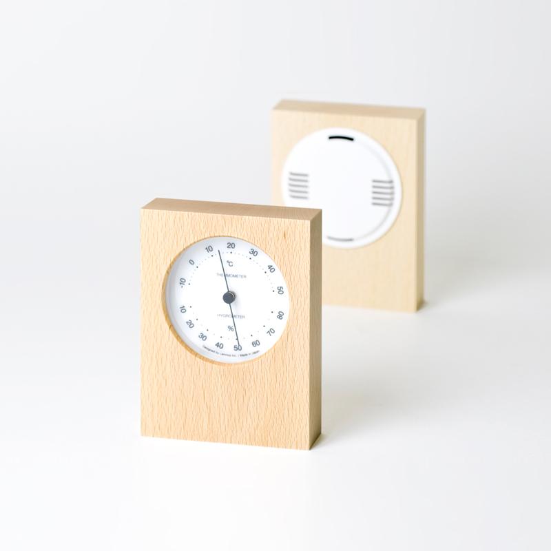 DUO[温湿度計]/ ホワイト (PTH10-23 WH)