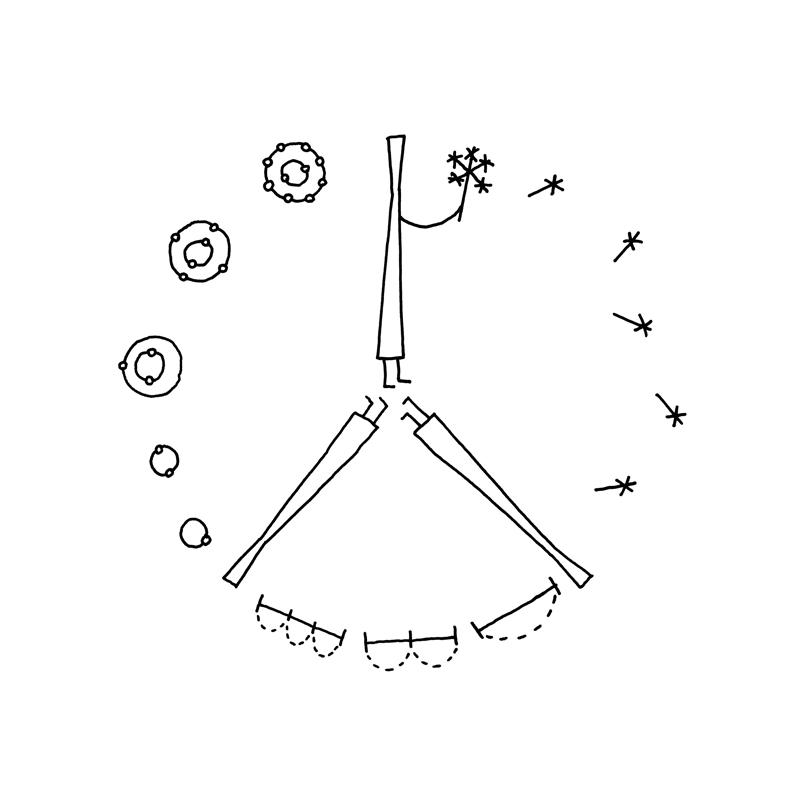 dandelion / ホワイト (NL14-11 WH)