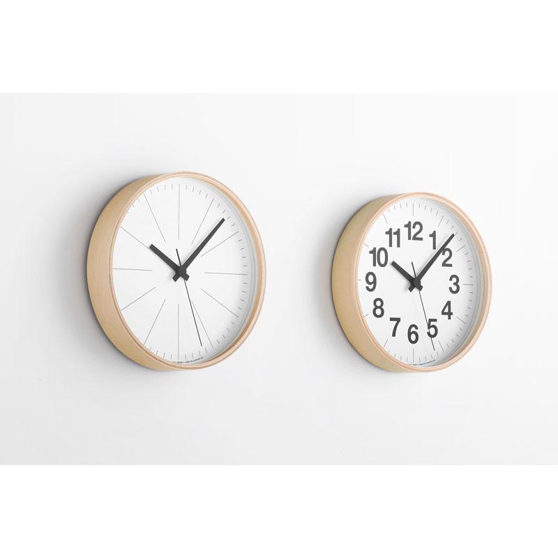 ナンバーの時計 PLY[電波時計]/ (YK18-18)