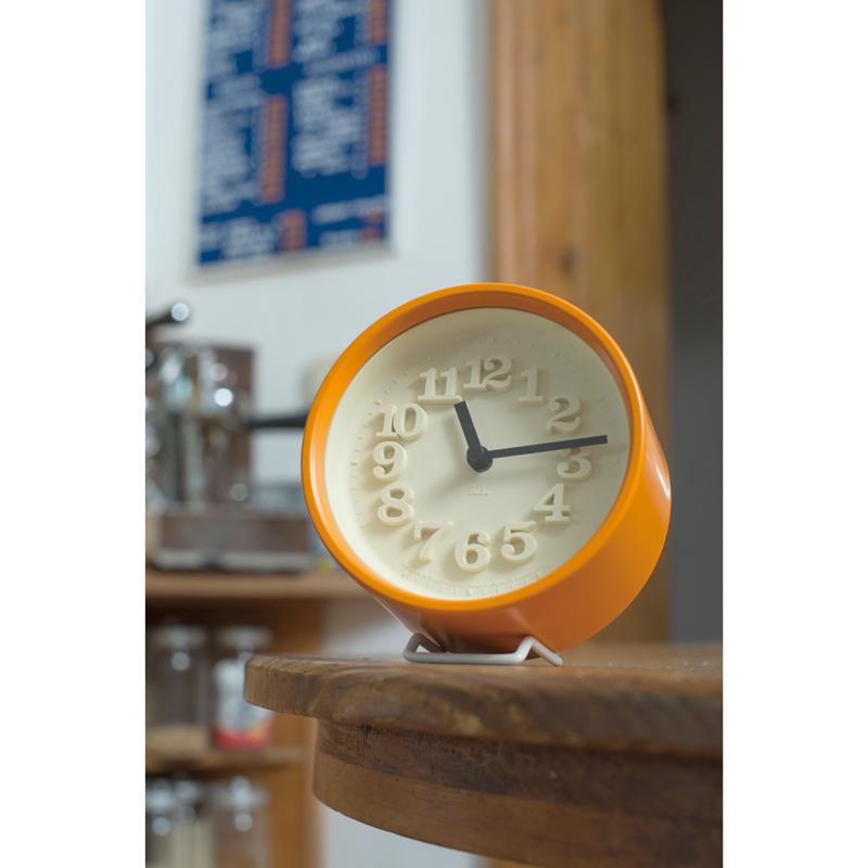 小さな時計 / ブルー (WR07-15 BL)