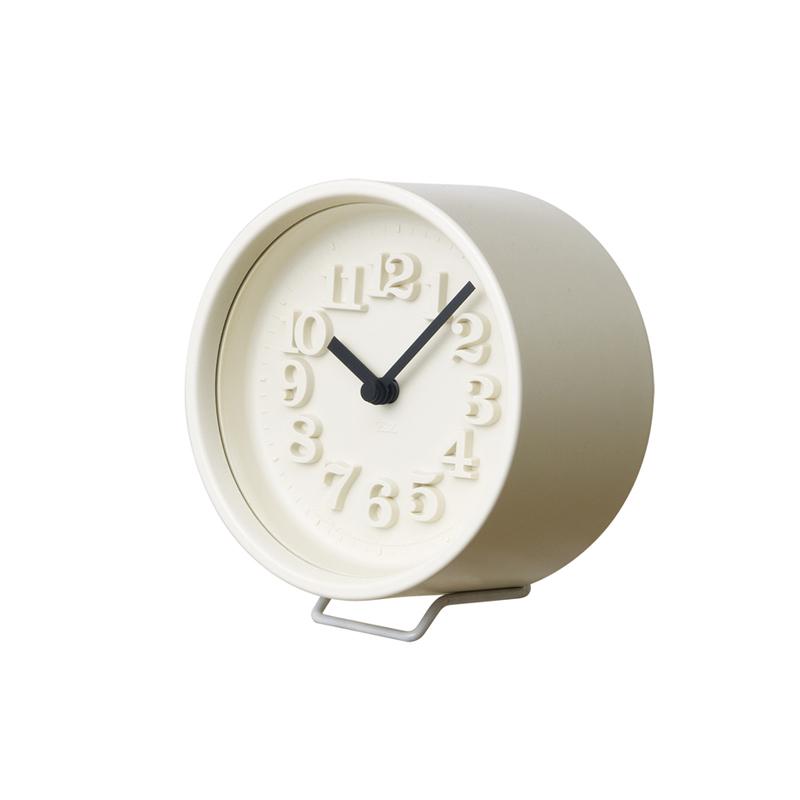 小さな時計 / アイボリー (WR07-15 IV)