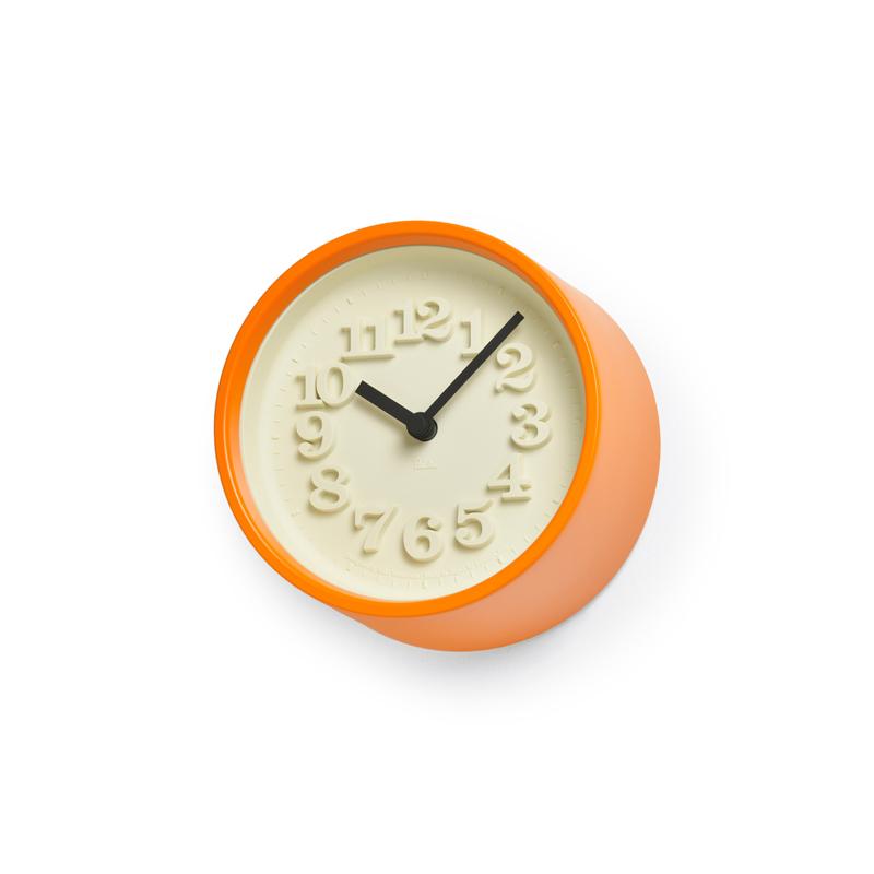 小さな時計 / オレンジ (WR07-15 OR)
