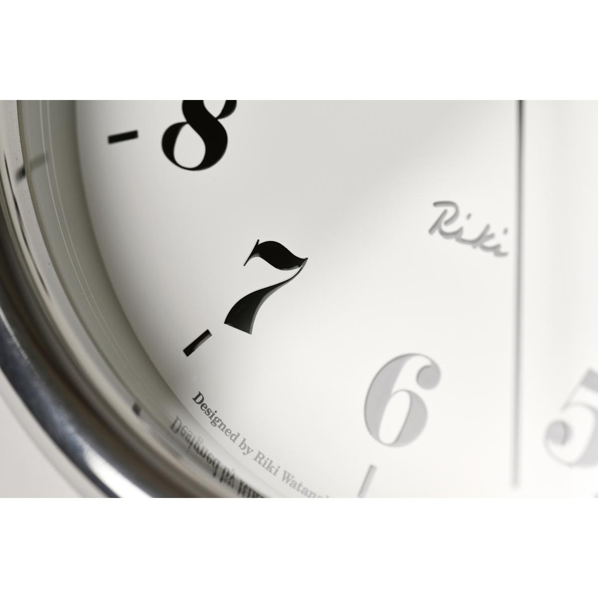 RIKI ALUMINUM CLOCK / (WR06-29)