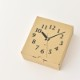 m clock[電波時計]/ アイボリー (MK14-04 IV)