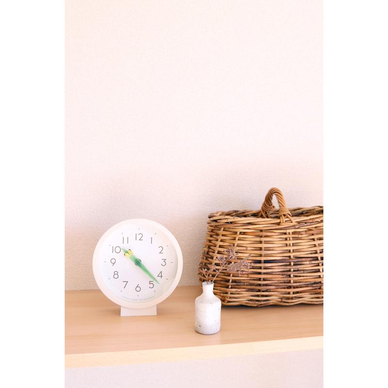 とまり木の時計 mini / モンキチョウ(SUR20-06 MONKI)