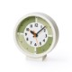 fun pun clock with color! for table / グリーン (YD18-05 GN)
