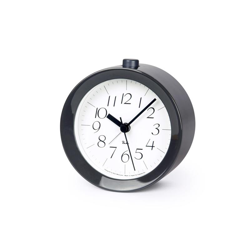 RIKI ALARM CLOCK[アラーム]/ グレー (WR09-14 GY)