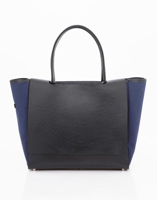 【バッグ】JAM LOVE SHIBAURA Travel Tote Bag ブルーベリー