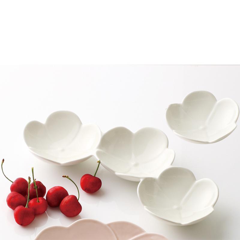 【和食器】花つなぎ おもてなし皿