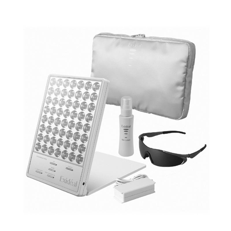 LED美顔器 エクスイディアル 本体セット / 光を浴びるエステ