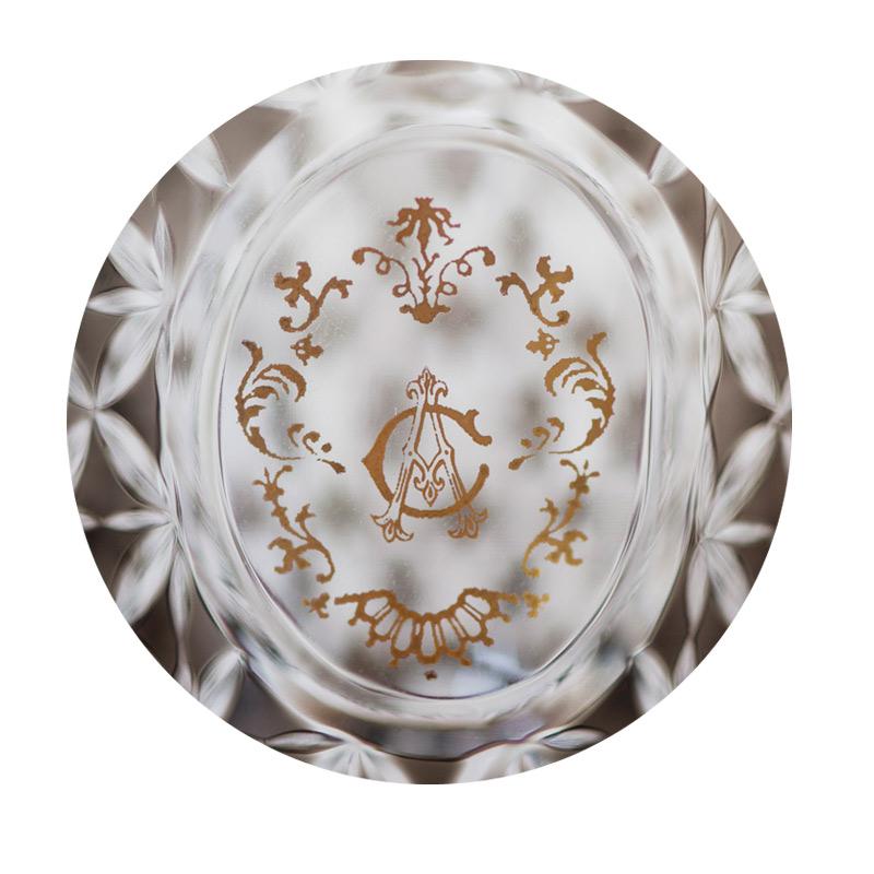 【和食器】ENGRAVED GLASS 切子グラスA