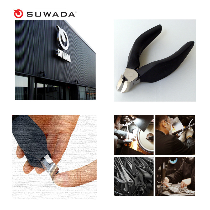 【爪切り】SUWADA爪切りニューソフト