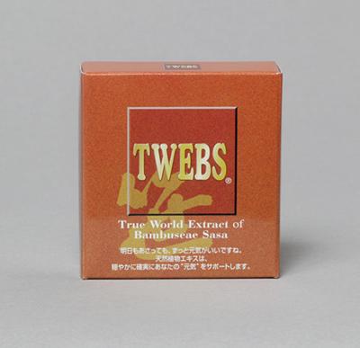 抗菌・殺菌力にすぐれたパワー体の元気を引き出す クマザサエキス TWEBS