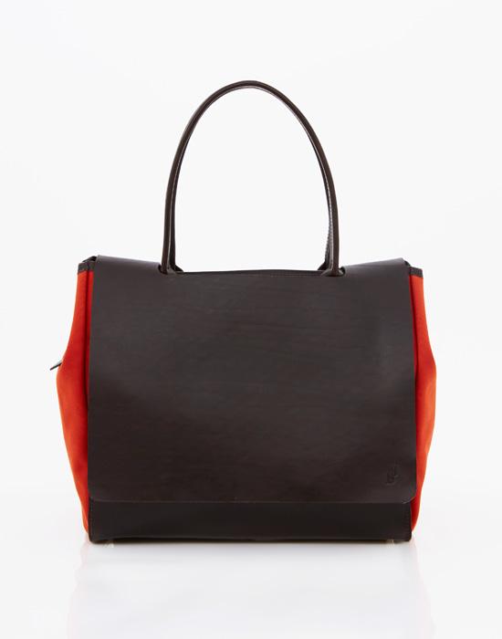 【バッグ】JAM LOVE SHIBAURA Travel Tote Bag チョコレートジンジャーブレッド