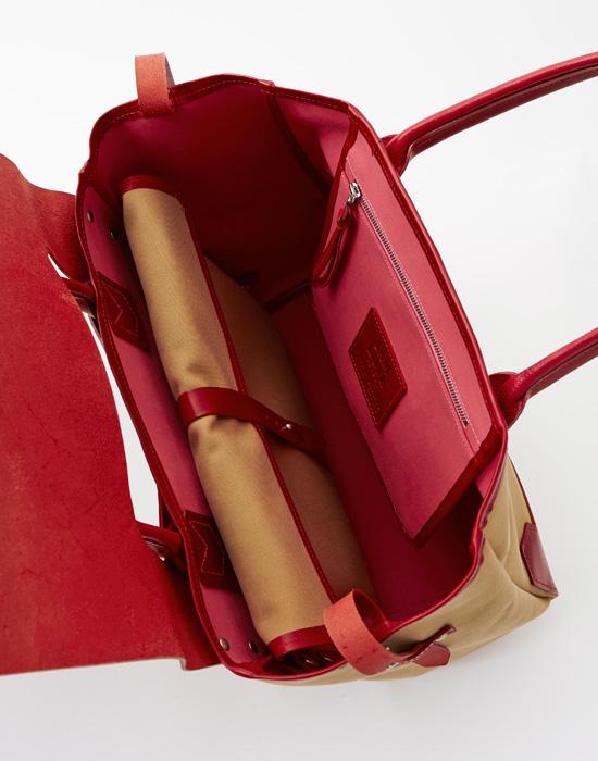 【バッグ】JAM LOVE SHIBAURA Travel Tote Bag ジャム&トースト