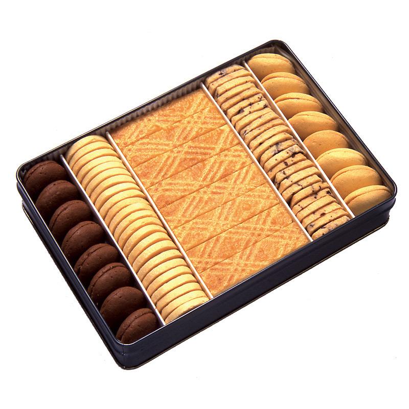 ソフトクッキー「鎌倉の小石」L缶