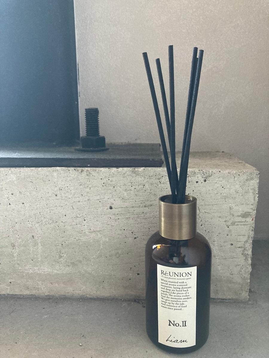 Re:UNION Room Fragrance Diffuser  ルーム フレグランス ディフューザー (リユニオン)