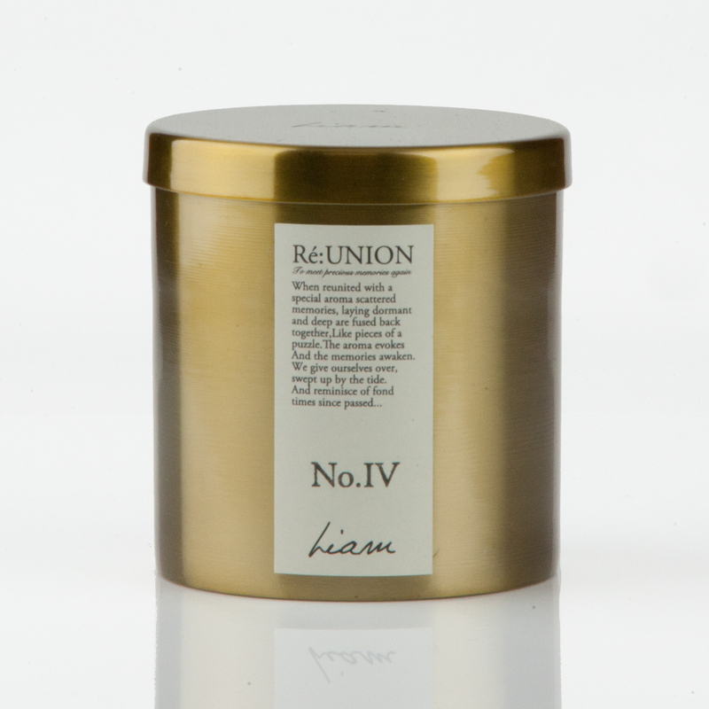 Re:UNION Room Fragrance Candle  ルーム フレグランス キャンドル (リユニオン)
