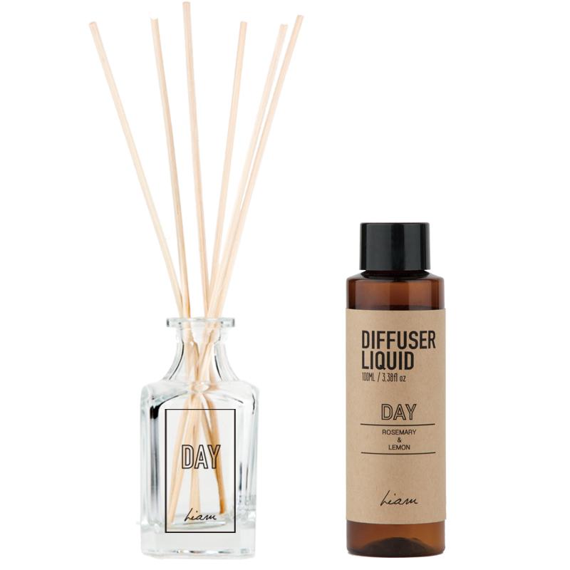 Liam TERRA(テラ) Room Fragrance Diffuserルームフレグランスディフューザー 100ml