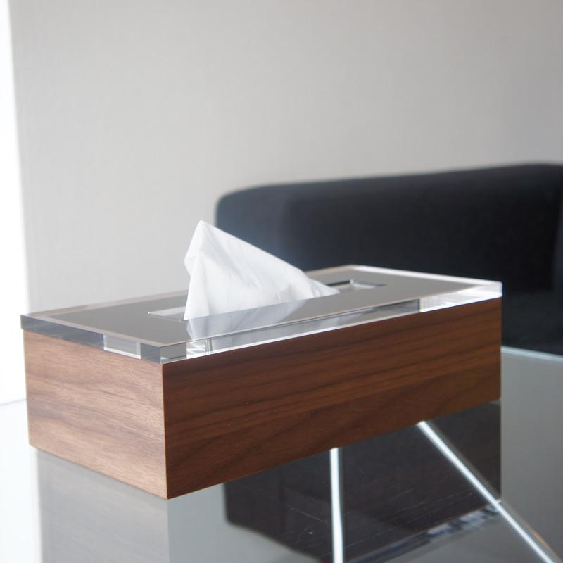 DixW Tissue box ディスダブリュー ティッシュボックス
