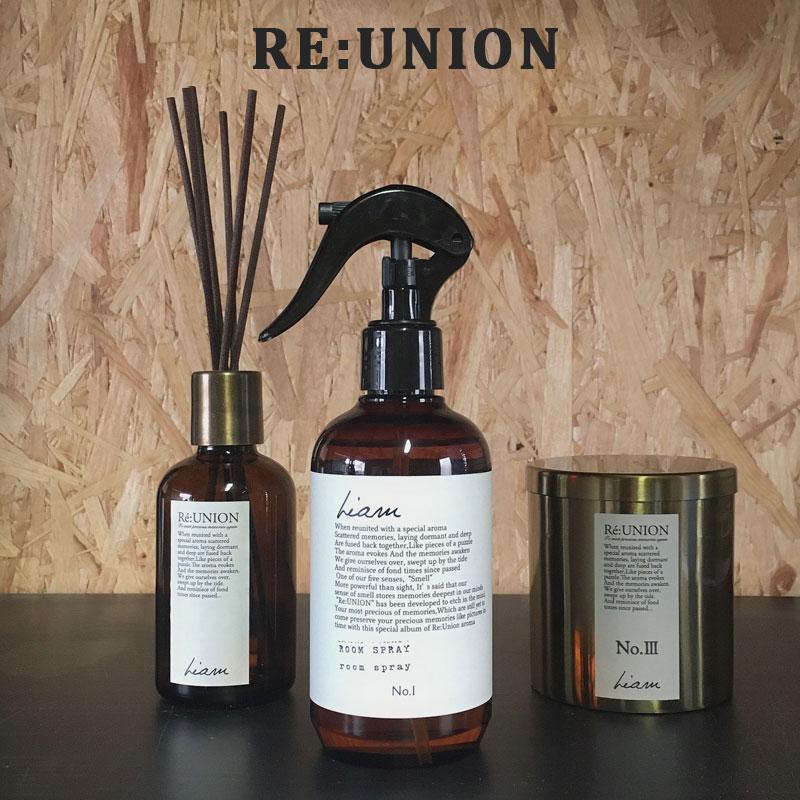 Re:UNION Room Spray