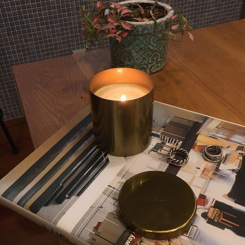 ◆アウトレット◆  Re:UNION Room Fragrance Candle  ルーム フレグランス キャンドル (リユニオン)