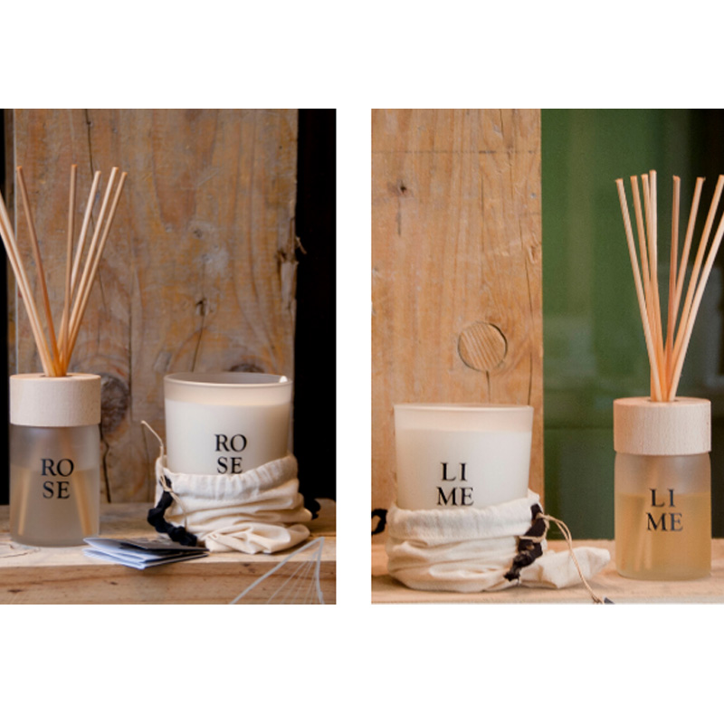 Liam with cerabella hudson yards fragrance candle リアム ハドソンヤードコレクション フレグランスキャンドル