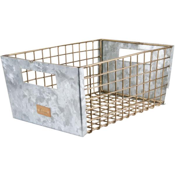 ◆アウトレット◆ Liam Galva&Wire Basket