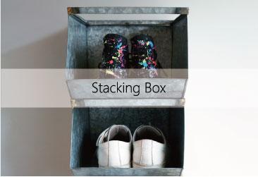 ◆アウトレット◆ Liam Galva Stacking Box