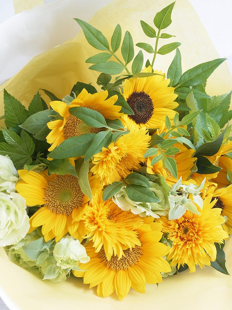 【7月・8月限定ブーケ】ETE Bouquet -エテ ブーケ-|Lサイズ