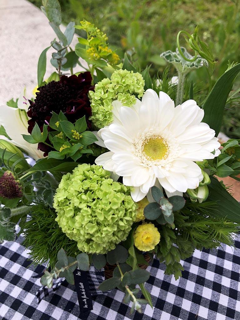 【グランスタ丸の内店オリジナル商品】petit jardin -プチジャルダン- フラワーアレンジメント